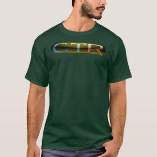 T-shirt Style de emballage de CTR - C