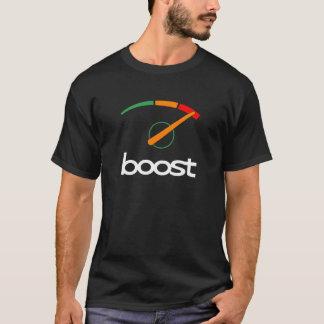 T-shirt style de GEN de chemise de mesure de Poussée-turbo
