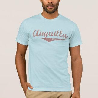 T-shirt Style de révolution d'Anguilla