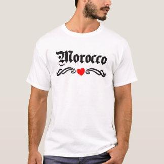 T-shirt Style de tatouage des Îles Maurice