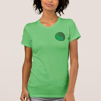T-shirt Style de YinYang : Amende américaine Jerse de