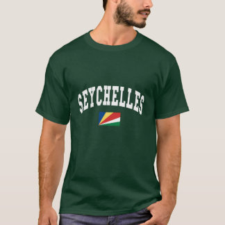 T-shirt Style des Seychelles