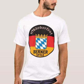T-shirt Style d'Oktoberfest - de Berner