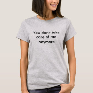 T-shirt Style Expressif