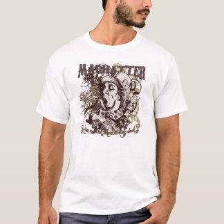 T-shirt Style fou de Carnivale de chapelier