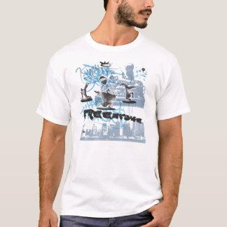 T-shirt Style libre de BBoy