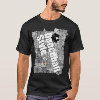 T-shirt Style nécessaire de Dancehall de mutilation