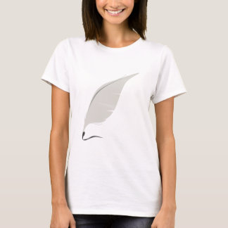 T-shirt Stylo de cannette