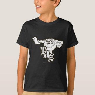 T-shirt Substance B/W de bras de TAZ™ un