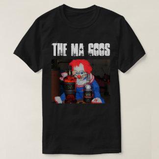 T-shirt Substance gluante de mA de bingo-test