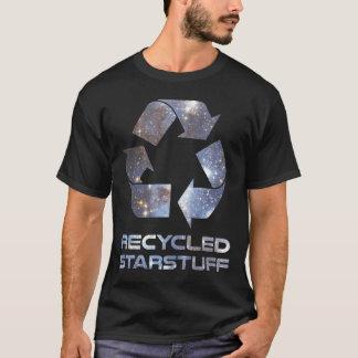 T-shirt Substance réutilisée d'étoile