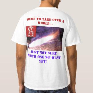 T-shirt Succédez le monde….