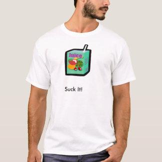 T-shirt Sucez-le !