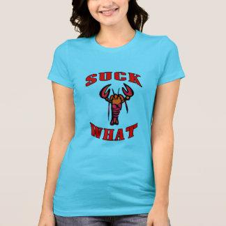 T-shirt Sucez quelles écrevisses