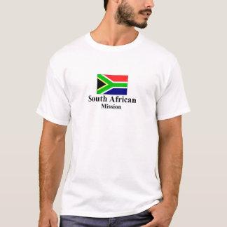 T-shirt sud-africain de mission