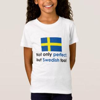 T-Shirt Suédois parfait