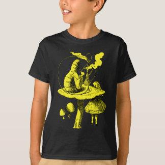 T-shirt Suffisance de jaune de Caterpillar