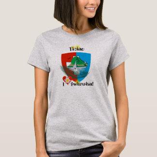 T-shirt Suisse de Suisse Svizzera Svizra Switzerland