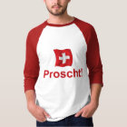 T-shirt Suisse Proscht ! (Acclamations)