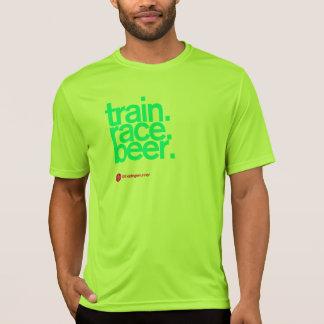 T-shirt SUIVEZ-MOI à la technologie courante T de BIÈRE