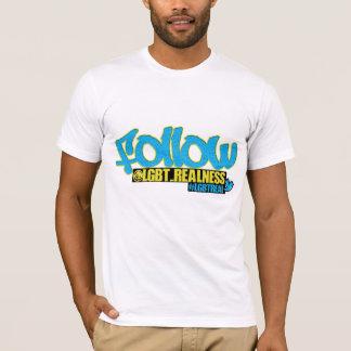 T-shirt Suivez-nous
