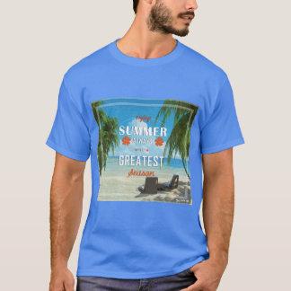 T-shirt Summer time