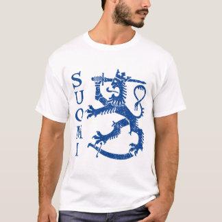 T-shirt Suomi