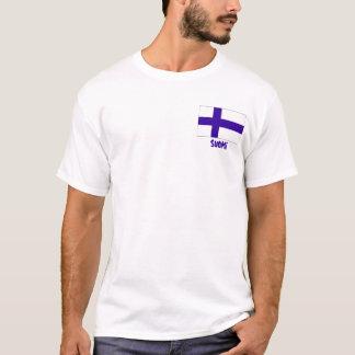 T-shirt Suomi (Finlande)