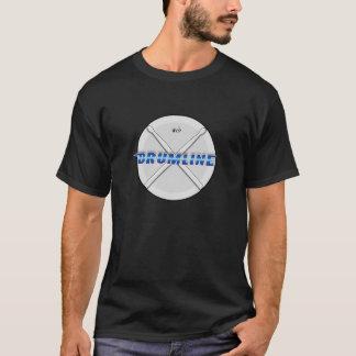 T-shirt Super héros de Drumline (foncé)
