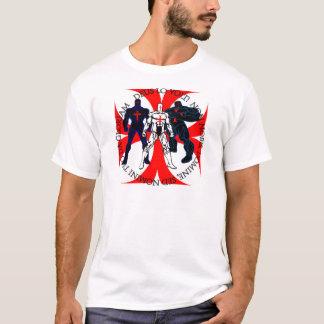 T-shirt Super héros de Templar