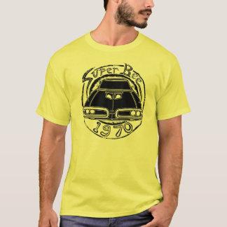 T-shirt superbe de graphique d'abeille de 1970