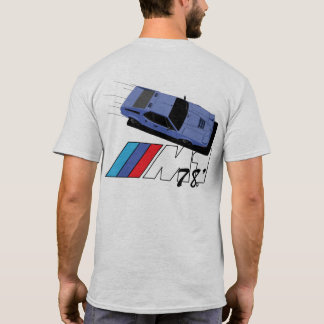 T-shirt Supercar 1978 M1