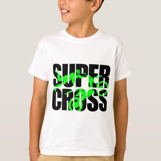 T-shirt SuperCross Shadow