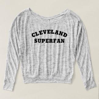 T-shirt Superfan de Cleveland