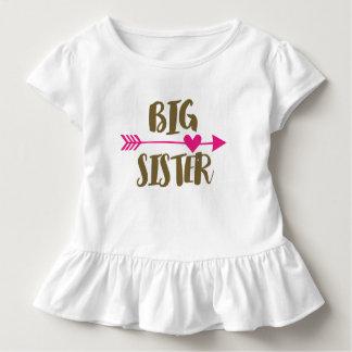 T-shirt supérieur de grande soeur