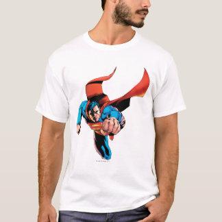 T-shirt Superman avançant