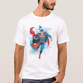T-shirt Superman avec le logo
