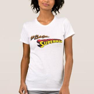T-shirt Superman | ceci est un travail pour… Logo