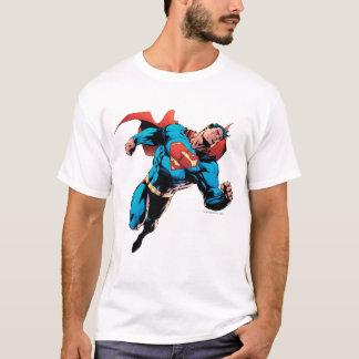 T-shirt Superman dans le costume