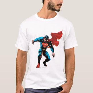T-shirt Superman dans l'ombre