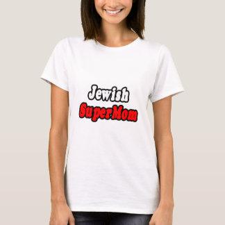 T-shirt SuperMom juif