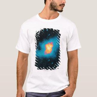 T-shirt Supernova de nébuleuse de crabe