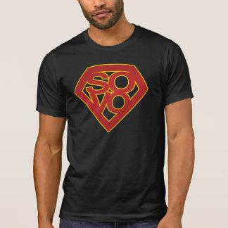 T-shirt SuperSoVo - T détruit des hommes