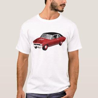 T-shirt supersport de nova d'ère des années 70