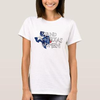 T-shirt Support avec des femmes du Texas