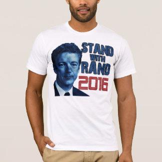 T-shirt Support avec le couche-point