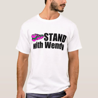 T-shirt Support avec Wendy