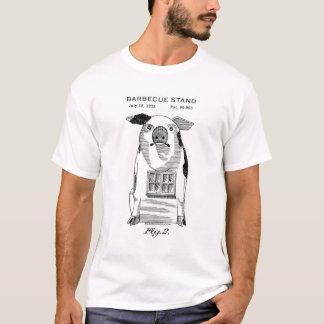 T-shirt Support de 1933 barbecues