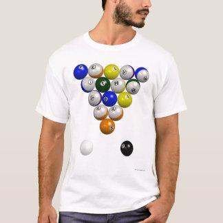 T-shirt Support de billards