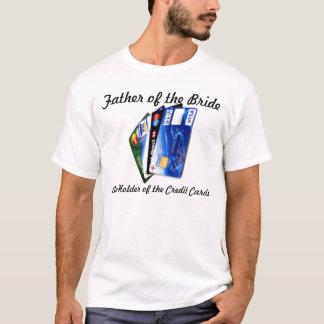 T-shirt Support des cartes de crédit